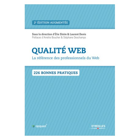 Ebook Qualité Web